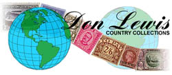 Country Collections Stamps